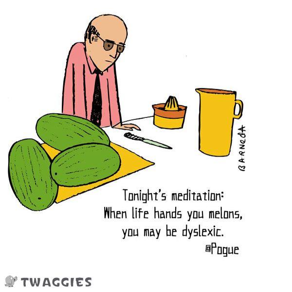 melon cartoon