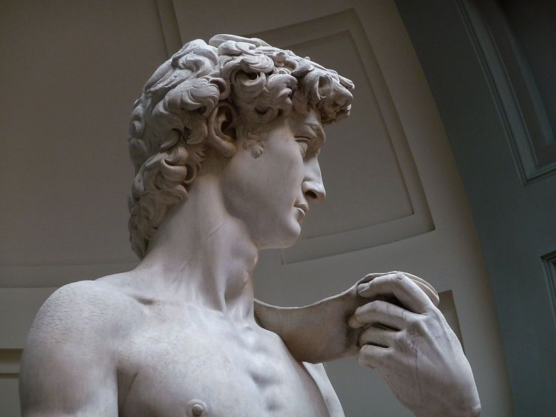 The Amazing Thing About Michelangelo's David