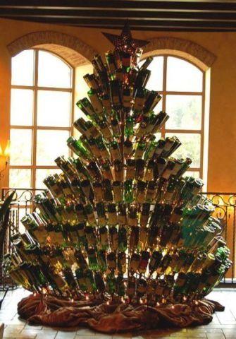 Cool Christmas Tree.16 Cool Christmas Tree Alternatives Neatorama