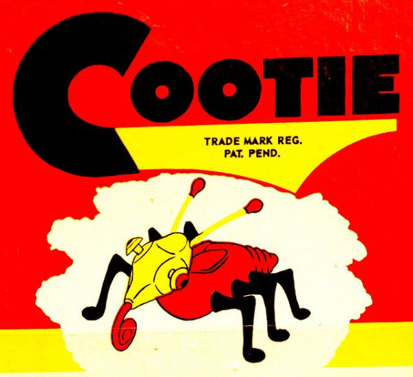 A Brief History of Cooties