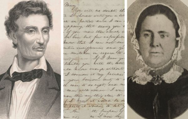 Mary Owens: Abraham Lincoln's Accidental Fiancee