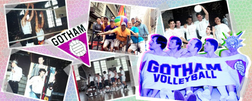 Gotham Volleyball League: A Community Forged Through Crisis, Competition, and Camaraderie