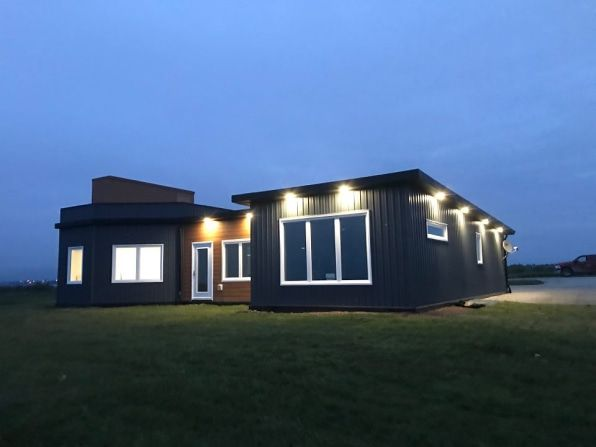 A Hurricane-Proof House