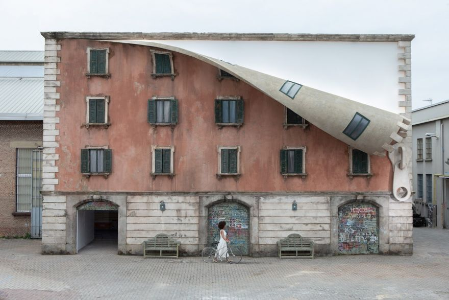 Awesome Creations of Alex Chinneck