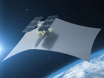 When Two Satellites Had A Close Call