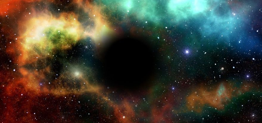 For The First Time Ever, Scientists Hear Ringing of A Newborn Black Hole