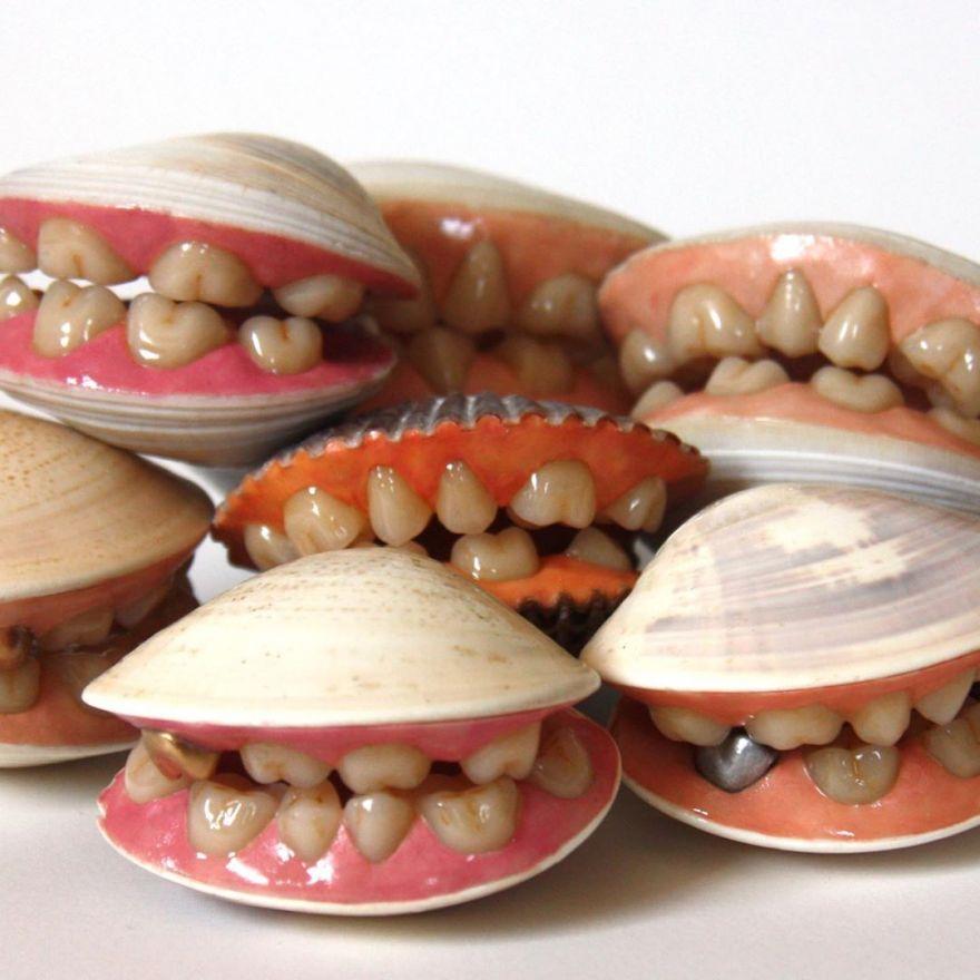 The Disturbingly Transhuman Sculptures of KT Beans