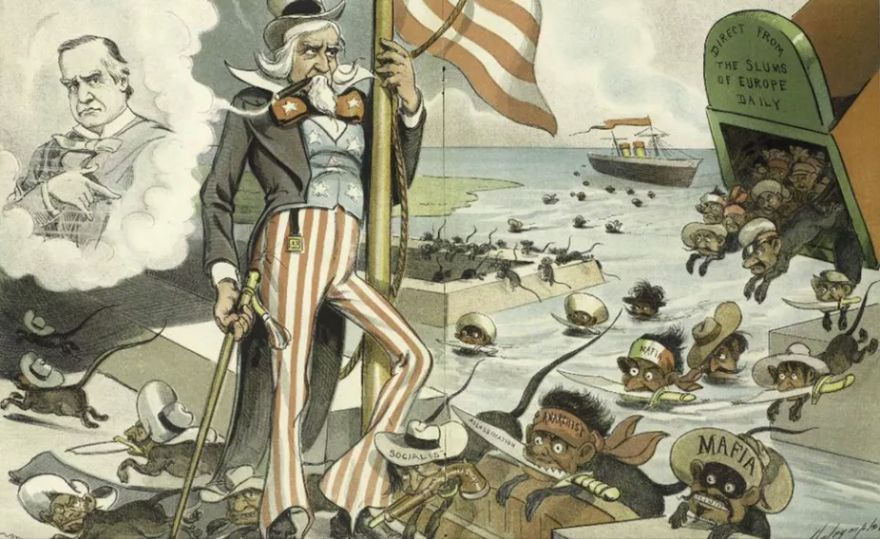 America on the Racial Front, Almost A Hundred Years Later