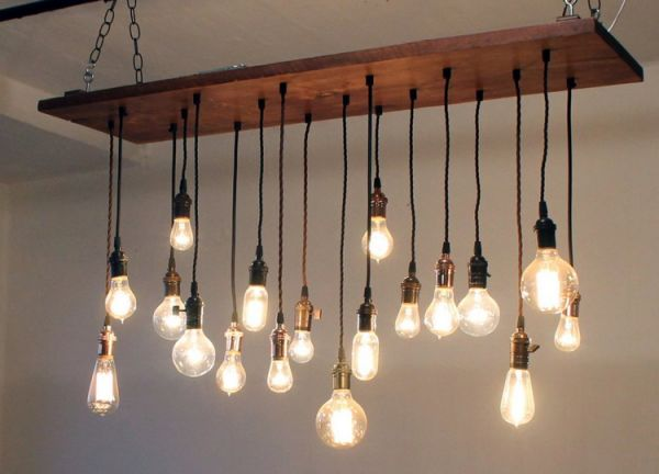 20 Incredibly Creative Industrial Lighting Ideas for Your Home