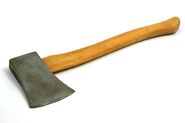 hatchet foam prop neatorama