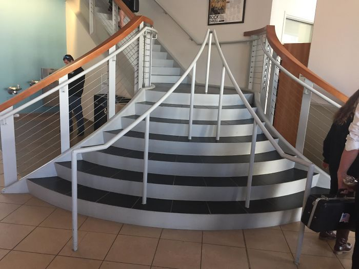 The 40 Most Epic Staircase Design Fails , Neatorama