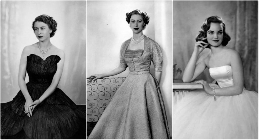 Dorothy Wilding's Portraits of Classic Beauties