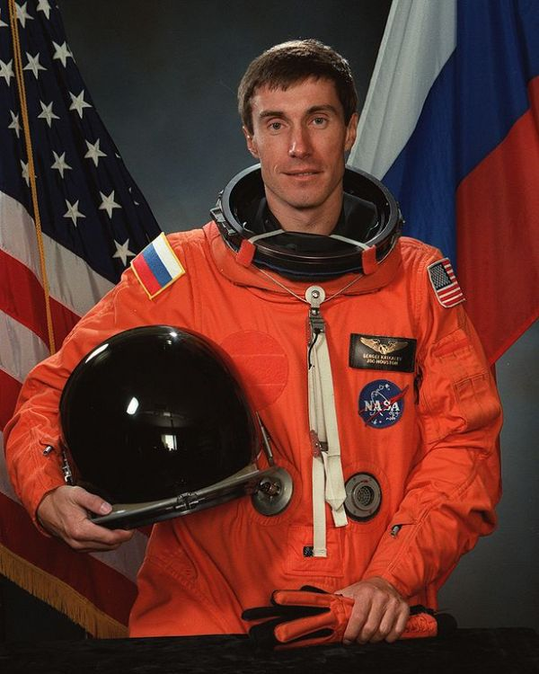 The Cosmonaut Who Was Left Behind in Space