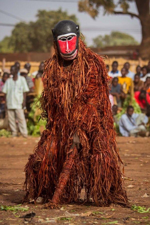 The Spirit of the Masks - Neatorama