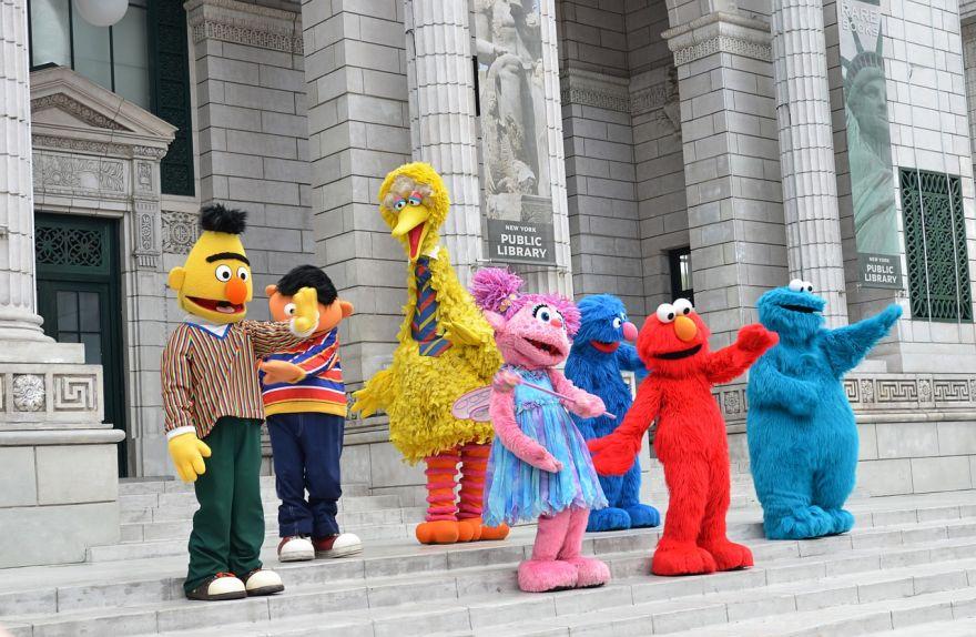 Sesame Street Highlights A Forgotten Skill: Failing