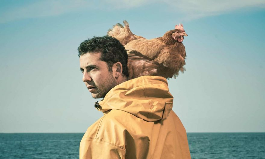 French Man and a Chicken Went Around the World in a Sailing Adventure