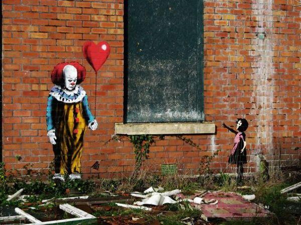 JPS Loses Drug Problem, Embraces Street Art - Neatorama