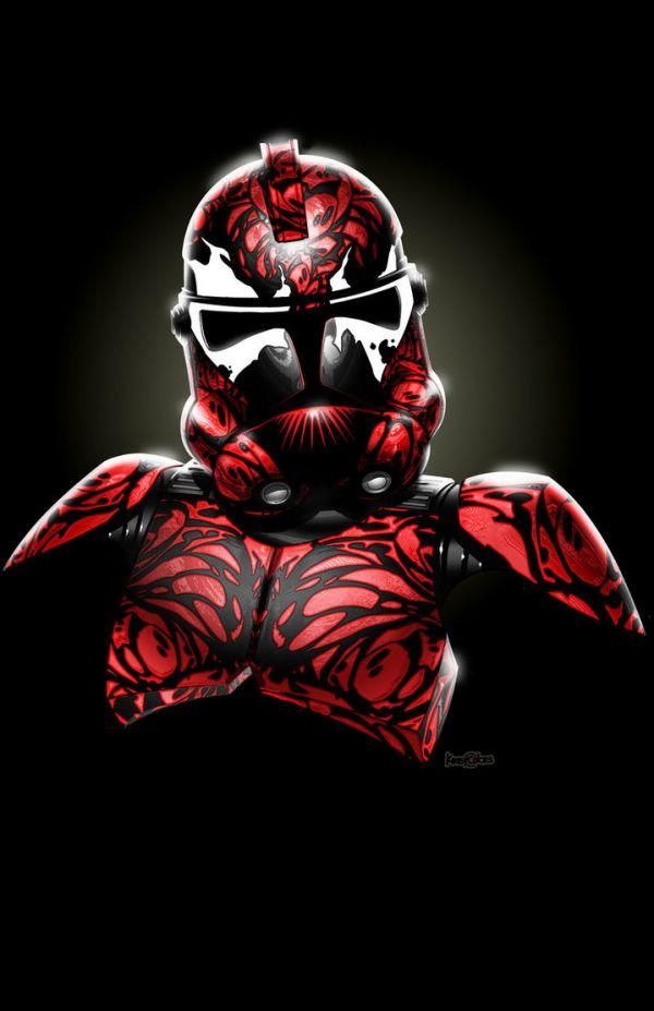 Marvel Superheroes Reimagined As Clone Troopers