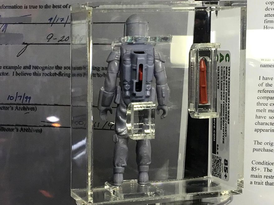 Would You Pay $365,000 for This Vintage Star Wars Toy?
