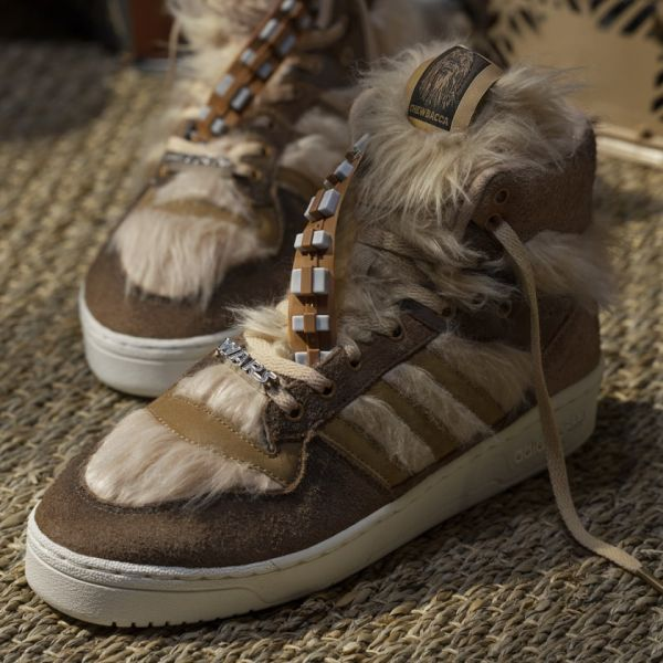 chewbacca-sneakers-are-as-hairy-as-youd-expect