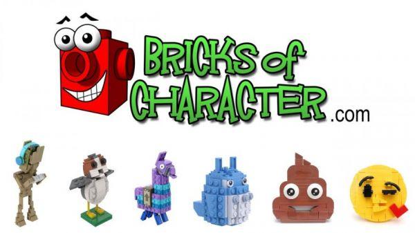 Ochre Jelly's Bricks of Character