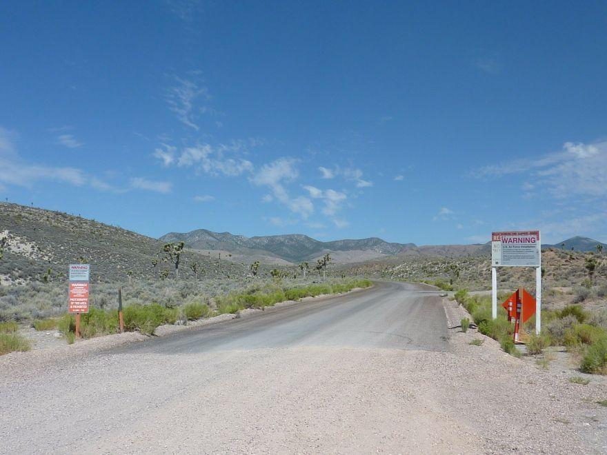 An Expert Tells The Secret History of Area 51
