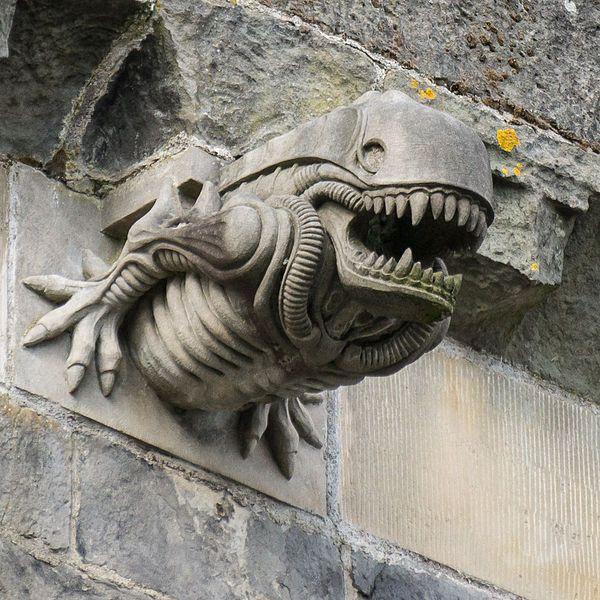Pop Culture Gargoyles Hidden in Gothic Architecture