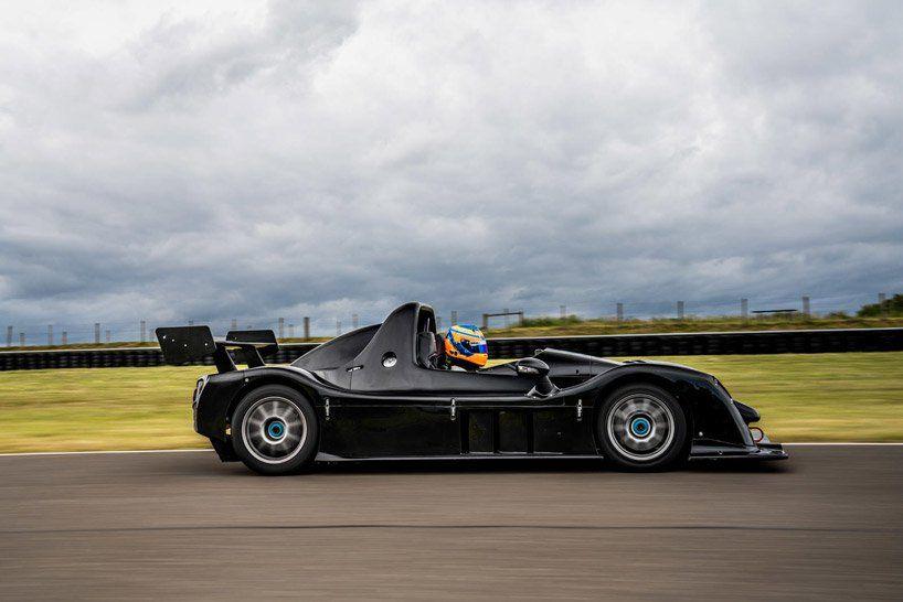 This Race Car Looks Like the Batmobile