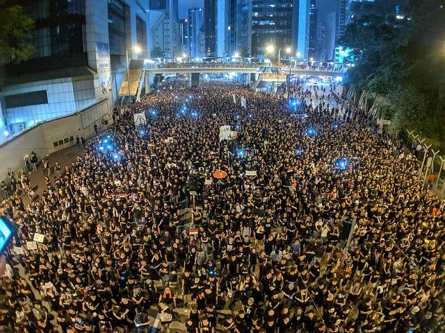 This Week on China: Hong Kong Protests See Declining Numbers, Chinese Influence on Australia, and More