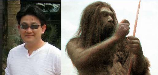 Alex vs. the Neanderthal