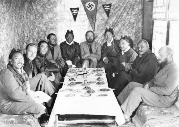 That Time the Nazis Sent Scientists to the Himalayas