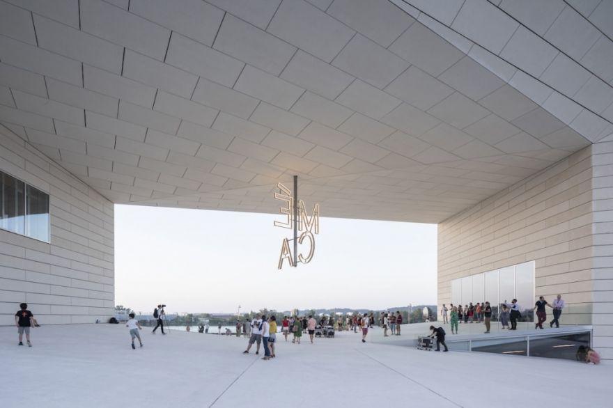 Cultural Hub MECA Opens in Bordeaux