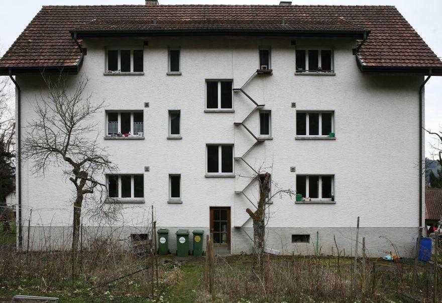 Bern: The Cat Ladder City of Switzerland