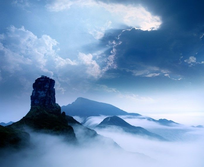 Mount Fanjing: China's Lonely Mountain