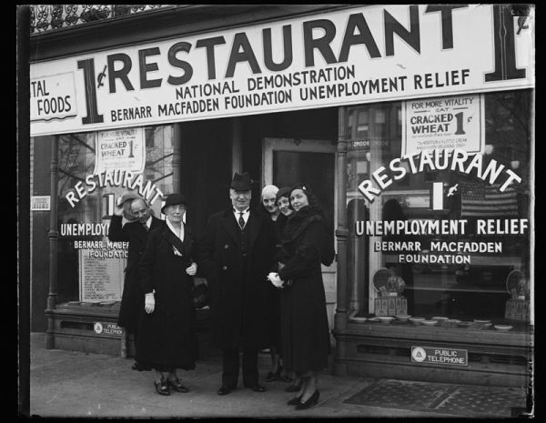 The Heyday of Penny Restaurants