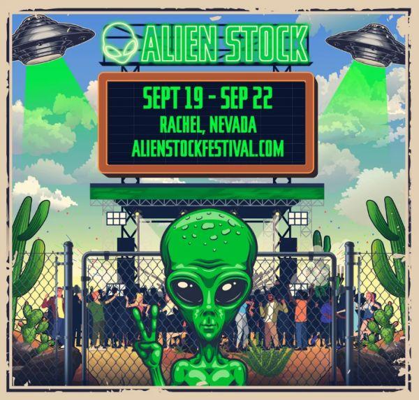Alienstock Festival Capitalizes on Area 51 Meme