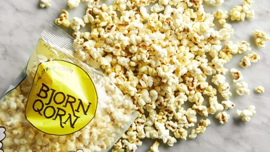 Bjorn Qorn: The Popcorn Everybody Needs to Try