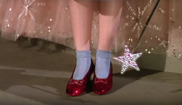 What Happened To Dorothy S Ruby Slippers Neatorama