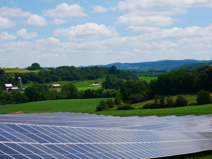 The Butter Solar Project: How Dairy Made Way for Widespread Use of Clean Energy