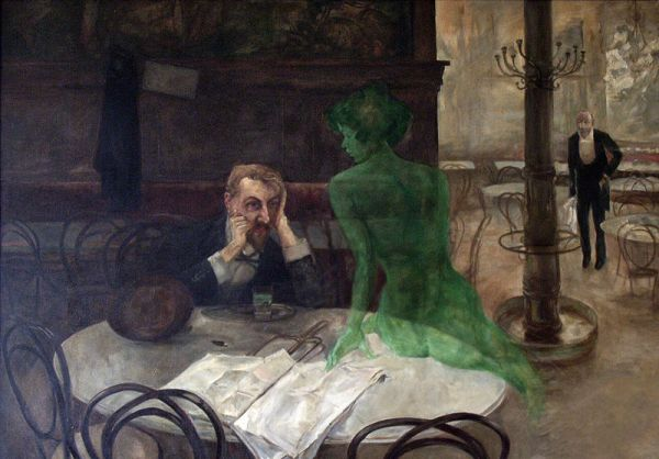 Absinthe: The Rise and Death of the Green Fairy
