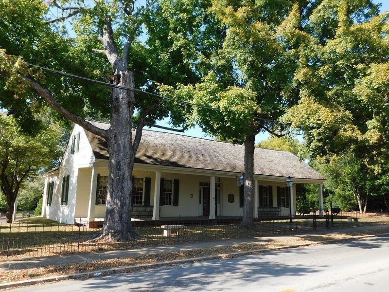 Trove Of Artifacts Found At A Site Of 19th Century Alabama Tavern