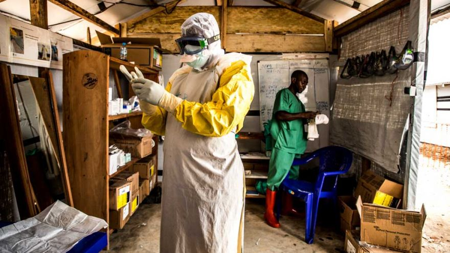 Two Out Of Four Ebola Treatments Prove Highly Effective In A Clinical Trial