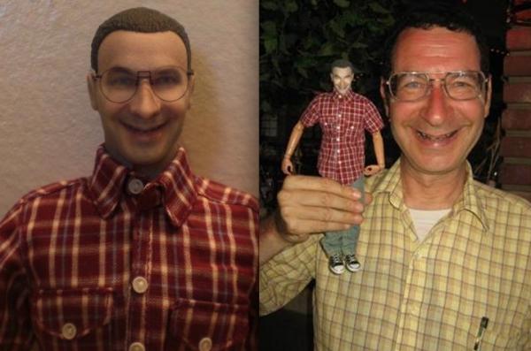 Eddie and Doll