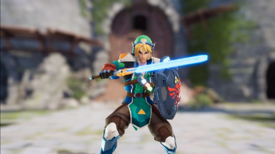 Overwatch Fans Make Trailer Showing Link as a Playable Character