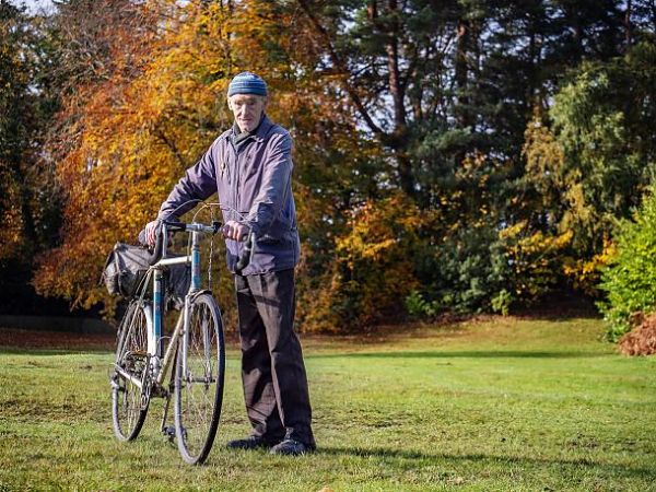 British Cyclist Completes One Million Miles