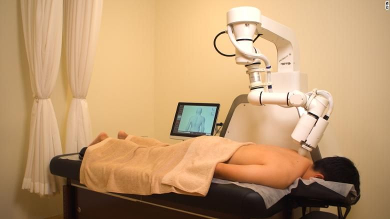This Robot Gives Individualized, Professional-Grade Massages