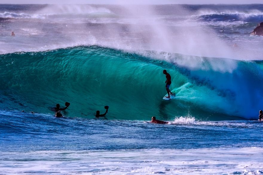 Australia Could Harness Energy From Waves