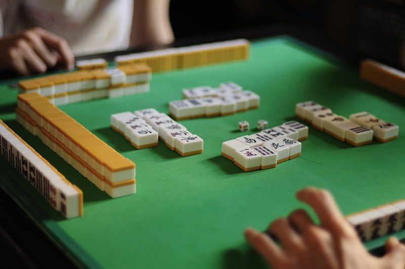Mahjong Might Be The Answer For One's Depression, Study Shows