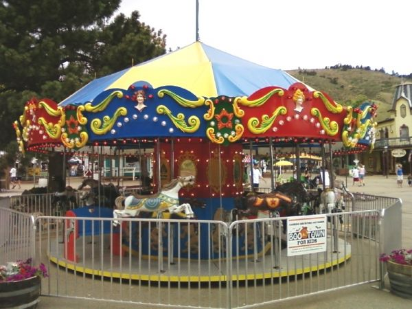 For Sale: The Entire Contents of a Colorado Theme Park