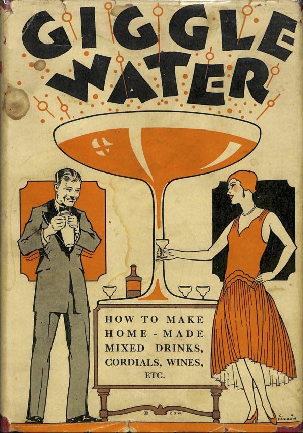 Vintage Cocktail Recipe Books